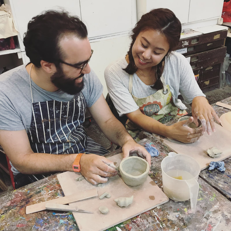 Adult Pottery Classes At Islington Arts Factory